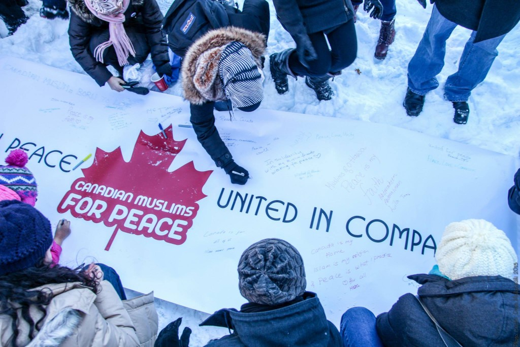 Canadian Muslims for Peace / Kingston, ON