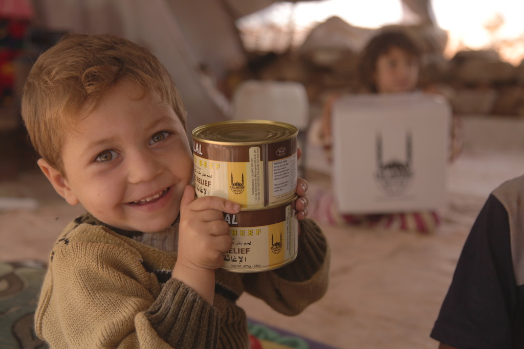 Photo courtesy of: Islamic Relief Canada