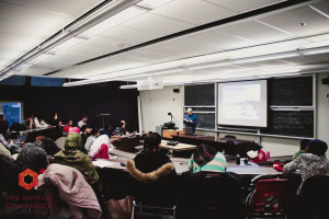 Photograph courtesy of The Muslim Chaplaincy at The University of Toronto