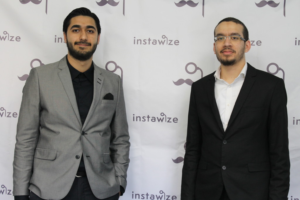 The minds behind Instawise!