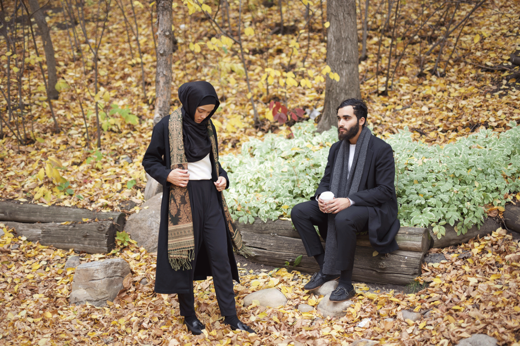 The power couple behind Mode-ste: Aicha and Bilal-Photo credit: Metro Creative (http://metrocreative.ca/)