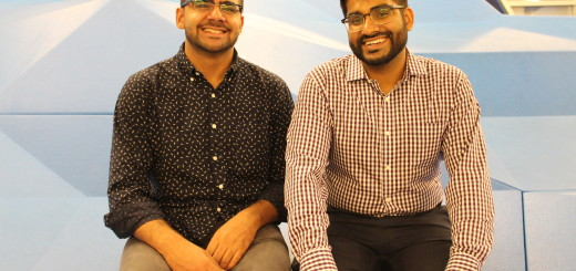 Shabbar Manek (L) and Shums Kassam (R)- the brains behind ILM (Innovate, Lead, Mobilize)