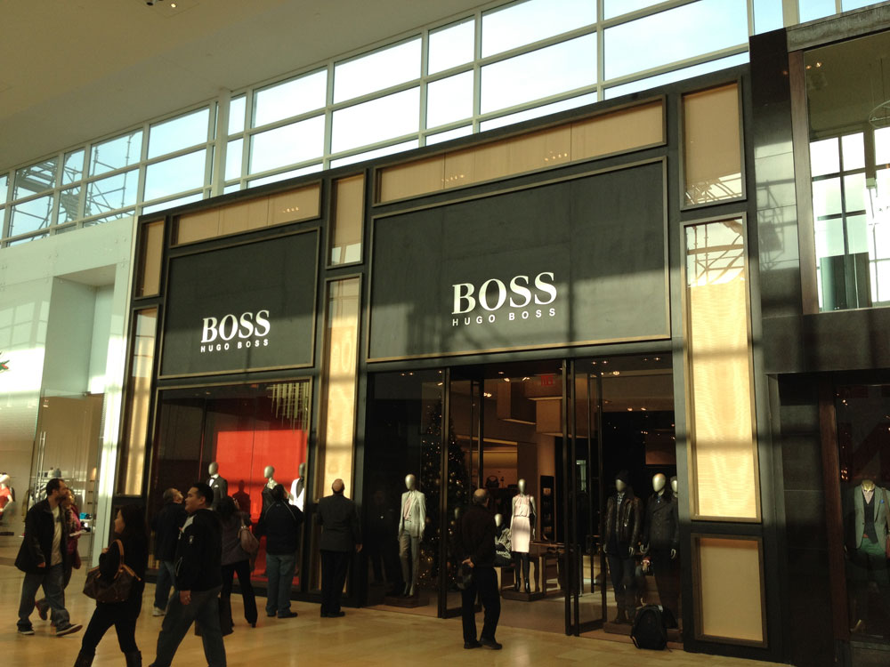 Hugo Boss-Yorkdale