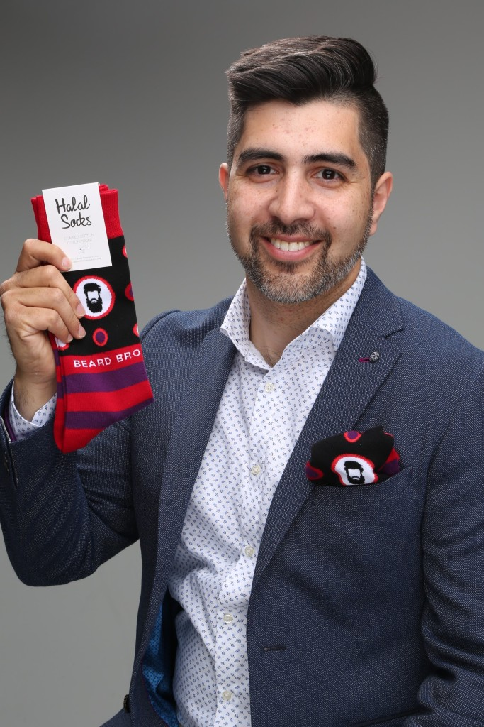 Sherry Qureshy-the founder of Halal Socks