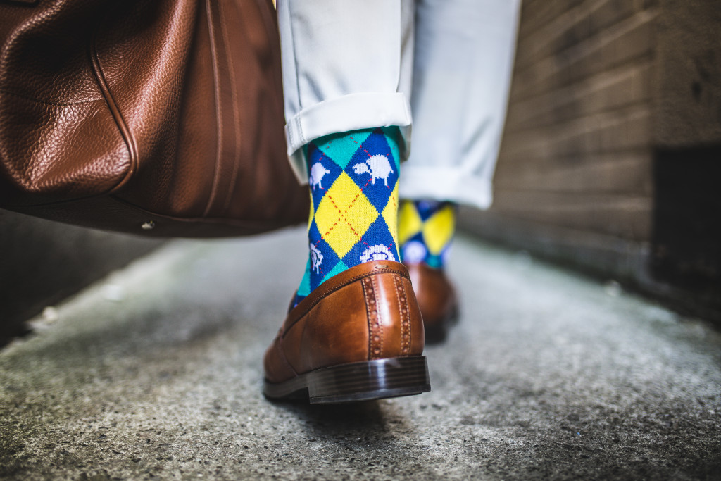 Step ahead of the game with Halal Socks
